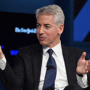 Bill Ackman Voices His Support for Bloomberg as Presidential